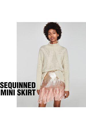 e8d60e2f3 Faldas de mujer Zara verano 2016 ¡Compara ahora y compra al mejor ...