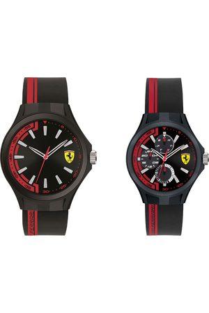 Box set de relojes para caballero Ferrari Pit Crew SF.870018