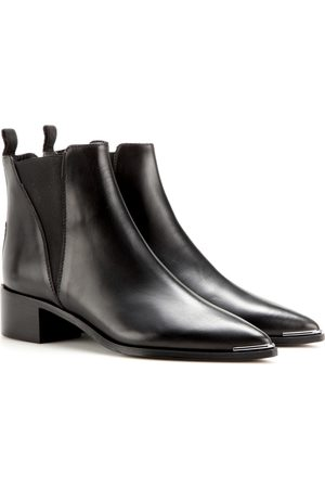 Acne Jensen leather ankle boots