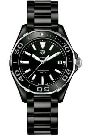 Tag Heuer Aquaracer WAY1390.BH0716 Reloj para Dama Color Negro