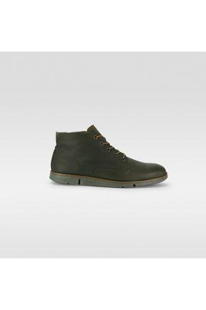 Zapato casual Botas Y Compara Botines de hombre color verde Compara Y ahora y 20bc92