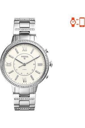 Smartwatch híbrido para dama Fossil Q Virginia