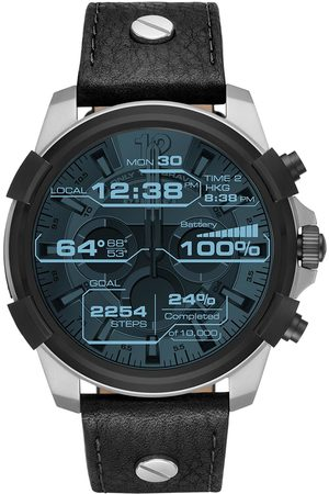 0810b5607aed Pulsera smartwatch Relojes de hombre color negro ¡Compara ahora y compra al  mejor precio!