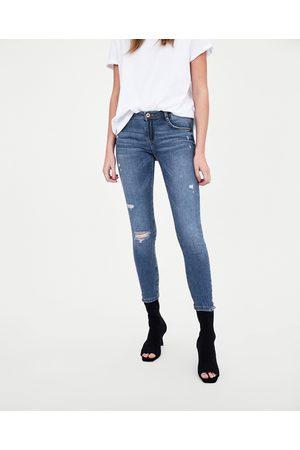 Rotos Mujer Y Jeans De Pantalones Vaqueros ¡compara Zara jLUSzMVqpG