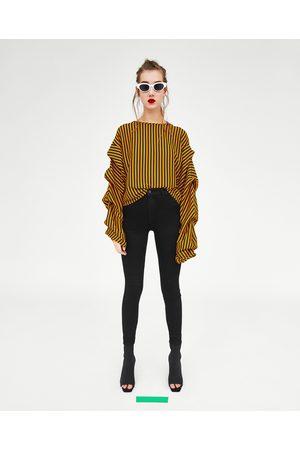 Zara JEGGING SHAPER TIRO ALTO - Disponible en más colores