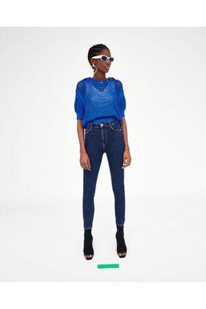 Zara JEGGINGS VINTAGE TIRO ALTO - Disponible en más colores
