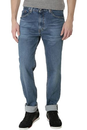Jeans Levi's 505 corte regular fit algodón