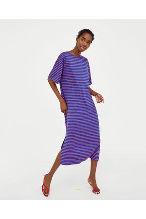 Mujer Zara Al Precio De Y ¡compara Vestidos Ahora Mejor Largo Compra Fw41CCq