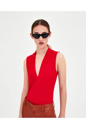 Zara BODY ESCOTE PICO - Disponible en más colores