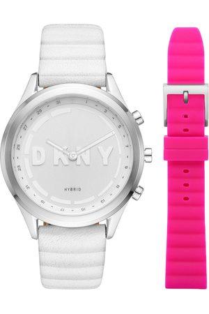 Box set de smartwatch híbrido para dama DKNY Minute