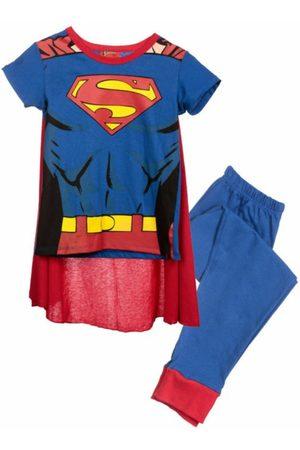 Pijama estampada Superman de algodón para niño