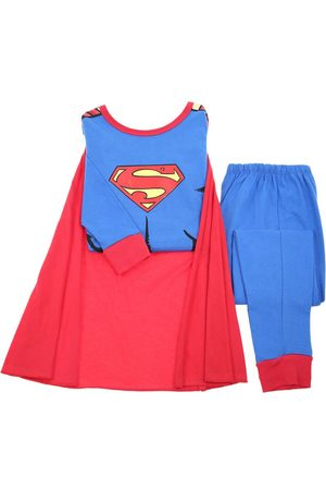 Superman Pijama Estampada para Niño