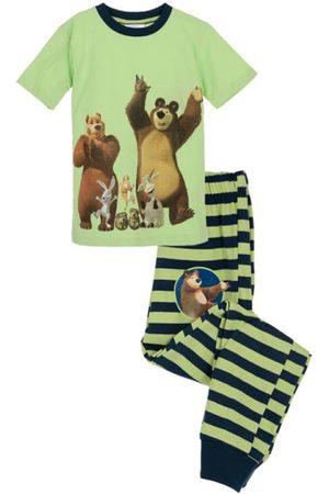 Pijama Masha y el Oso de algodón para niño