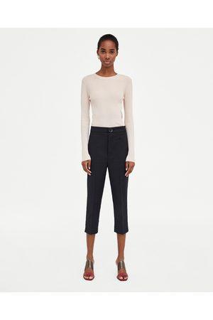 Pesqueros Mujer Online De Capri Compra Pantalones Zara Fashiola O 7xw6qnvPB