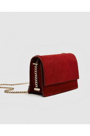 d2a161367 Bolsos ante Accesorios de mujer color rojo ¡Compara ahora y compra al mejor  precio!