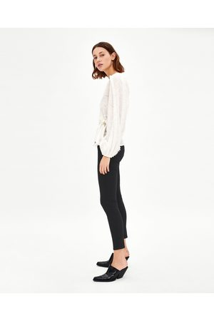 "Zara JEGGING LOW RISE ""CURVES"""