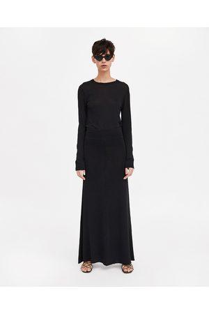 Faldas Largas de mujer Zara 2016 ¡Compara ahora y compra al mejor ... b4ffe9f6ae43
