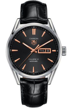 Hombre Relojes - Tag Heuer Carrera WAR201C.FC62662 Reloj para Caballero Color Negro