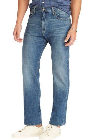 Jeans Polo Ralph Lauren corte regular fit algodón índigo