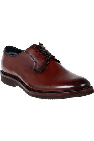 Zapato derby Steve Madden piel marrón
