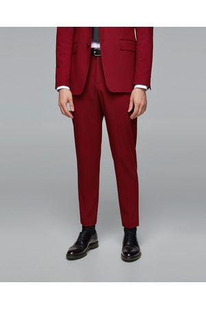 roja precio Trajes hombre compra de mejor al ahora y Zara ¡Compara Uwaqfw 954d3aca449