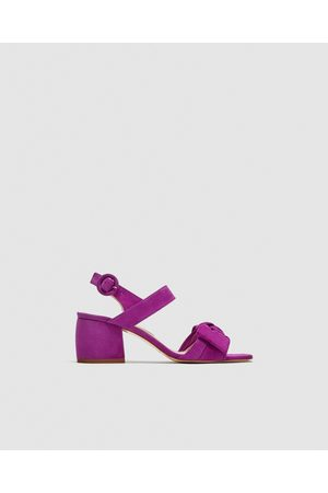 Compra Sandalias Tiendas Ahora Al Mejor Precio Y De ¡compara Mujer Zara NOn0wvm8