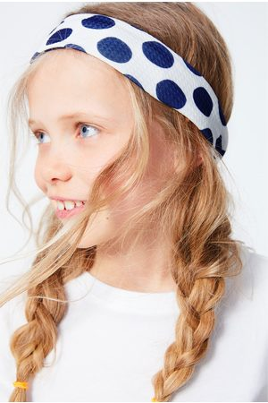 Zara Mujer Bandas para la cabeza - TURBANTE TOPOS
