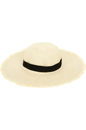 Mujer Sombreros - Sombrero ala ancha liso MAP