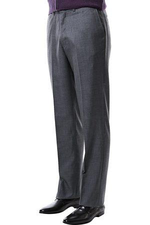 Hombre De vestir - Sansabelt Pantalón de Vestir Corte Regular de Poliéster Viscosa