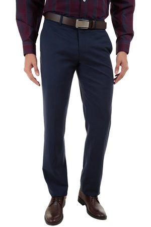 Pantalón de vestir Lauren corte regular lana