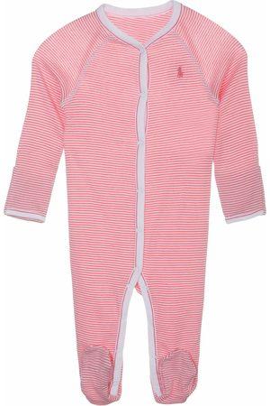 Niña Mamelucos - Mameluco a rayas Polo Ralph Lauren para niña