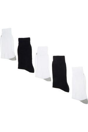 Calcetines lisos Punto Blanco para niño