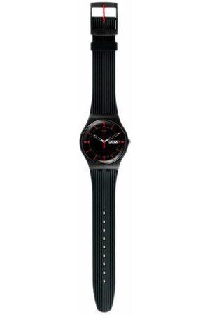 Reloj unisex Swatch Originals SUOB714 negro