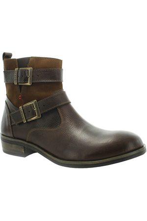Rojo (Bordeaux 549) Barbanera botas con panel elástico lateral - Marrón  Zapatillas de Running Para Hombre  39 EU amazon-shoes el-negro Zapatillas bajas 02JTCl