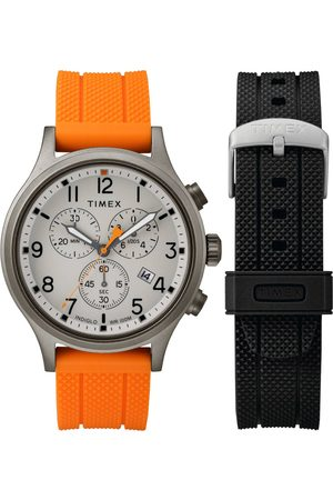 Box set de reloj para caballero Timex Fashion TWG018000