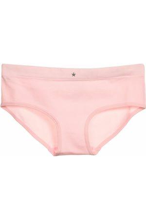 Panty lisa Punto BLanco de poliamida para niña