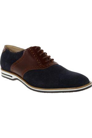 Zapato derby Fenutti gamuza
