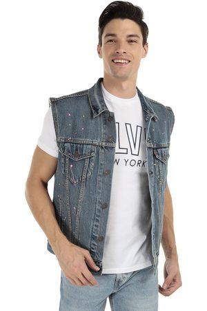 Chaleco casual Levi's algodón