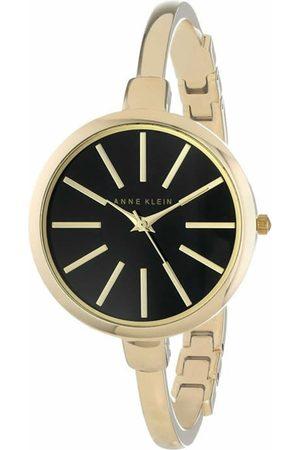 Box set reloj para dama Anne Klein AK1470GBST dorado