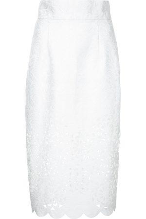 Bambah Mujer De tubo - Falda de tubo con detalle de cortes