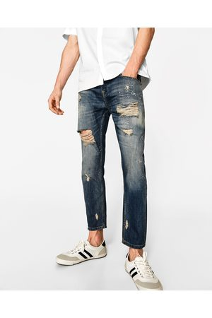 Zara DENIM CARROT FIT