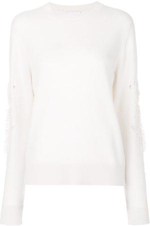 Barrie Suéter con cuello redondo