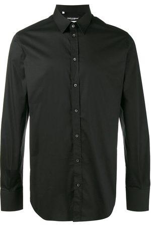Dolce & Gabbana Camisa con cuello pequeño