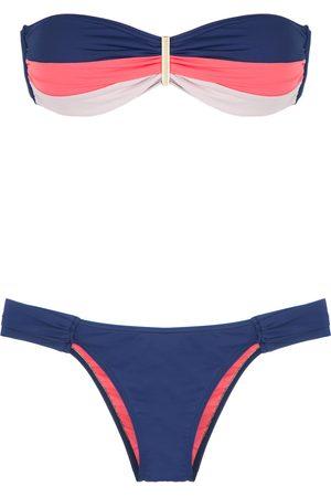Brigitte Bikini estilo bandeau