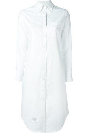 Thom Browne Vestido camisero clásico
