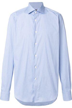 DELL'OGLIO Camisa clásica con manga larga