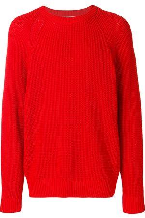Ami Suéter con cuello redondo y manga raglán