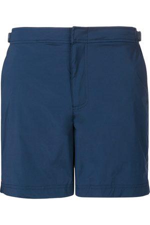 Orlebar Brown Shorts de playa con hebilla lateral