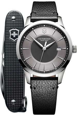 Box set de reloj para caballero Victorinox Alliance 241804.1