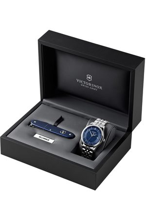 Box set de reloj para caballero Victorinox Alliance 241802.1